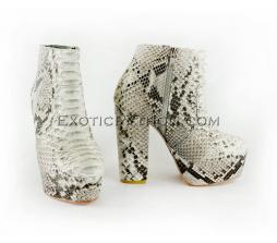 Snakeskin shoes womens SH-96